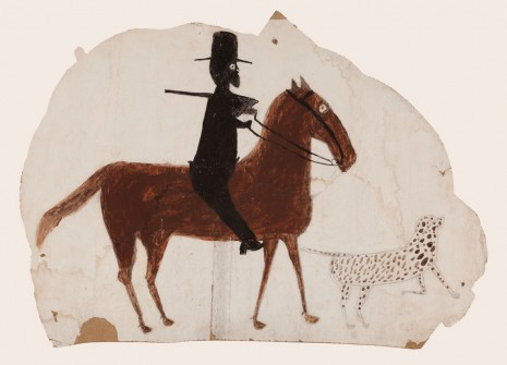 Bill Traylor, , David Zwirner