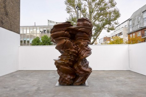 Tony Cragg, Stacks, Lisson Gallery