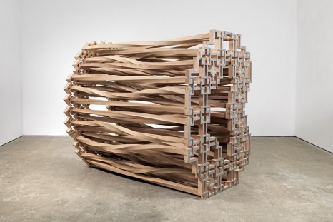Richard Deacon, Deep State, Lisson Gallery