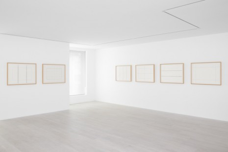 Donald Judd, Donald Judd in Two Dimensions: Fifteen Drawings, Mignoni