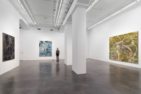 Zhang Enli, New Paintings, Hauser & Wirth
