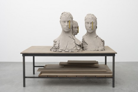 Mark Manders, Art Fair: The Armory Show, Zeno X Gallery