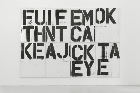 Lee Friedlander, Christopher Wool, Art Fair: ADAA The Art Show, Luhring Augustine