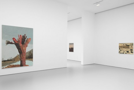 Mamma Andersson, The Lost Paradise, David Zwirner