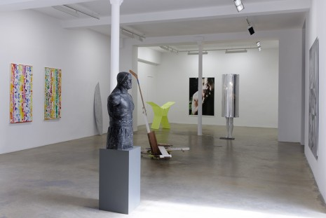 Group show, Superbody, Galerie Chantal Crousel