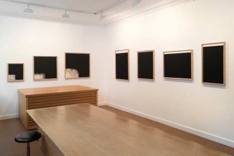 Richard Serra, Nouvelles estampes, Galerie Lelong & Co.
