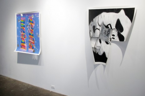Keegan McHargue, Chris Hood, Rachel Garrard, Jeff Olsson..., Spaced, Jack Hanley Gallery