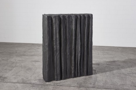 Günther Förg, surface of bronze, Hauser & Wirth