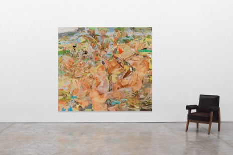 Cecily Brown, Frieze New York 2020, Gagosian