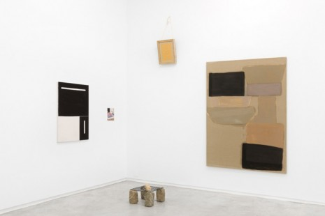 Michael Beutler, Secundino Hernández, André Butzer, Julia Spínola..., When B is located between C and D, Galería Heinrich Ehrhardt