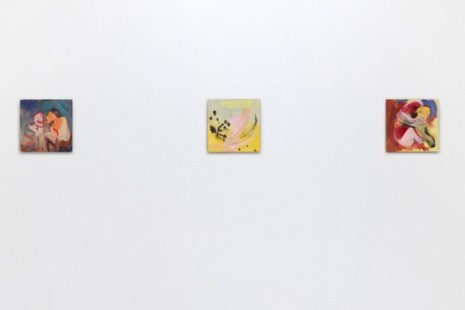 Camille Henrot, Paintings, kamel mennour