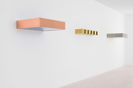 Donald Judd, Uncanny Materiality: Donald Judd's Specific Objects, Mignoni