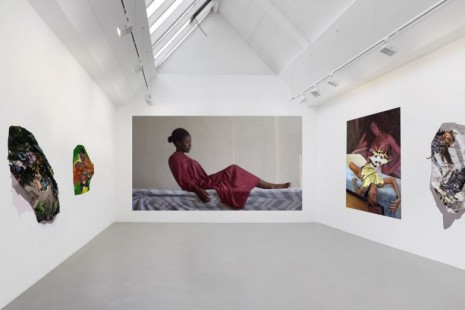 Suné Woods, Ranu Mukherjee, NEW VIEWINGS, Galerie Barbara Thumm