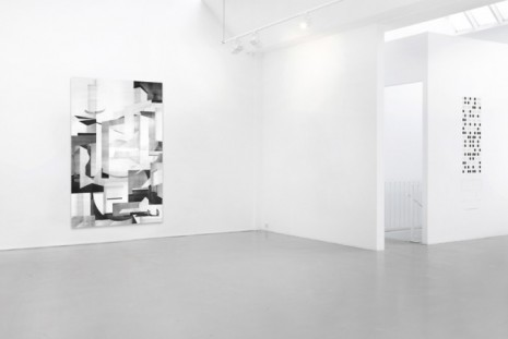 Almut Hilf, Plüme Ferberger, Marina Faust and Nicolas Jasmin , NEW VIEWINGS, Galerie Barbara Thumm