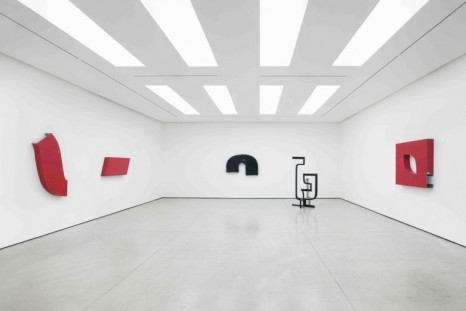 Virginia Overton, Alone in the Wilderness, White Cube