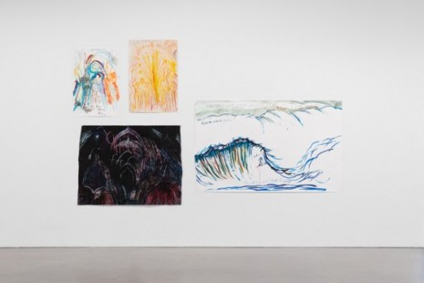 Raymond Pettibon, Pacific Ocean Pop, Regen Projects