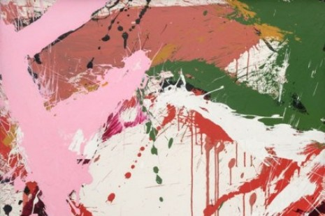 Norman Bluhm, Alexander Calder, Sam Gilliam, Michael Goldberg, Matt Mignanelli..., Remix, Hollis Taggart