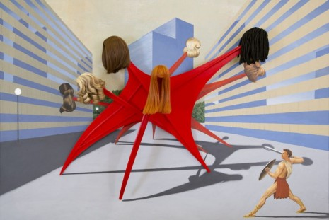 Jim Shaw, Hope Against Hope, Simon Lee Gallery