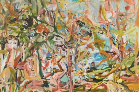 Cecily Brown, , Paula Cooper Gallery
