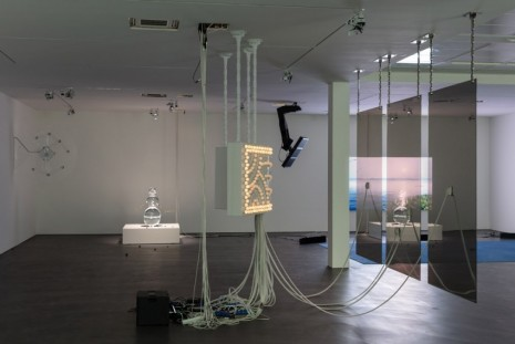 Philippe Parreno, Manifestations, Esther Schipper