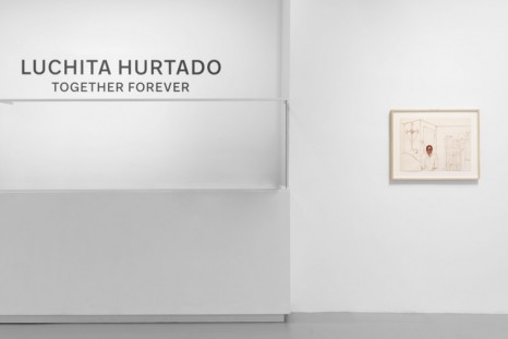 Luchita Hurtado, Together Forever, Hauser & Wirth