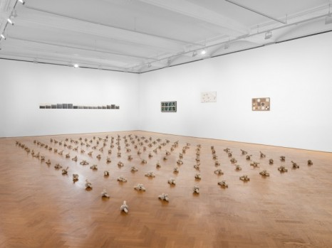 Rosemarie Castoro, Maria Lai, Liliane Lijn, Verena Loewensberg, Mary Miss..., Female Minimal: Abstraction in the Expanded Field, Galerie Thaddaeus Ropac