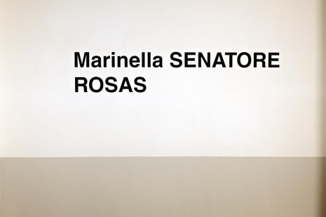 Marinella Senatore, ROSAS, Peres Projects