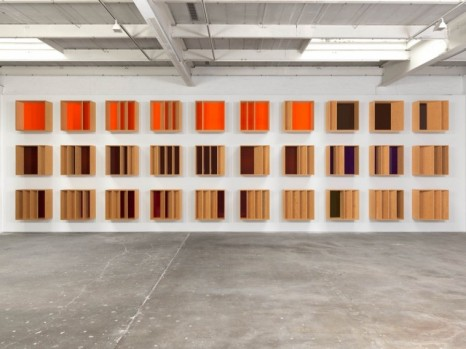 Donald Judd, Artworks: 1970–1994, David Zwirner