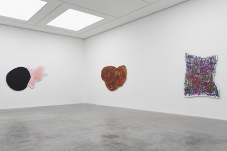 Imi Knoebel, Recent Works, White Cube