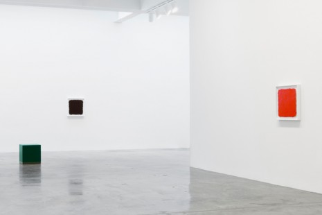 Anne Truitt, Sound, Matthew Marks Gallery