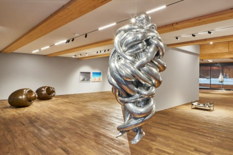Louise Bourgeois, The Heart Has Its Reasons, Hauser & Wirth
