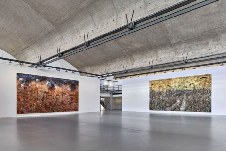Anselm Kiefer, Field of the Cloth of Gold, Gagosian