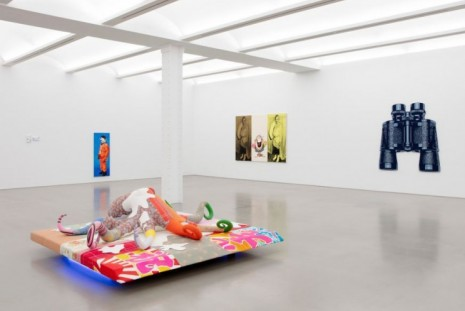 Daniel Arsham, Katherine Bernhardt, Mauro Bonacina, Cosima von Bonin..., The Secret History of Everything, Perrotin
