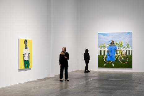 Amy Sherald, The Great  American Fact, Hauser & Wirth