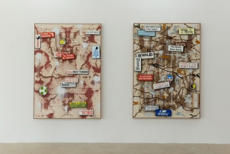 Josh Reames, Reclaiming the Moon , galerie frank elbaz