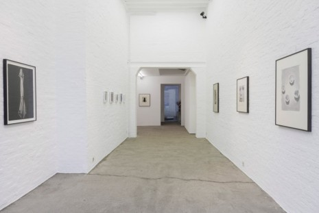 Michaël Borremans, N. Dash, Jan De Maesschalck, Philip Metten..., Works on Paper, Zeno X Gallery
