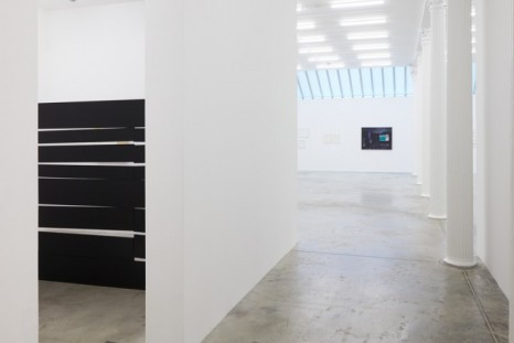 Tom Burr, Hélio-centricities (New York), Bortolami Gallery