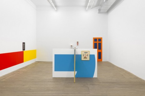 Camille Blatrix, Pop-up, Andrew Kreps Gallery