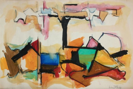 Hans Hofmann, Richard Pousette-Dart, Theodoros Stamos, James Brooks..., The Art of the Discovery: Post-War Selections, Hollis Taggart