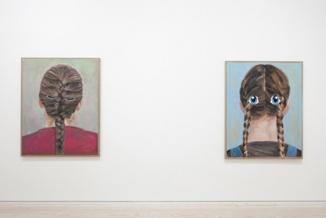Leena Nio, Improved Paintings, Galerie Forsblom