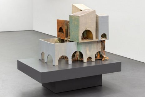 Isa Melsheimer, false ruins and lost innocence, Esther Schipper