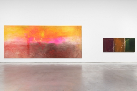 Frank Bowling, London / New York, Hauser & Wirth