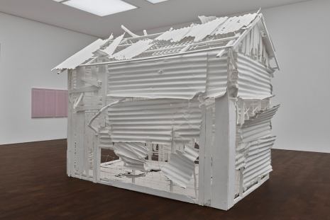 Rachel Whiteread, Internal Objects, Gagosian