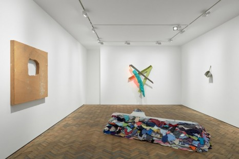 Richard Aldrich, Justin Caguiat, Mark Handforth, Phillip Lai, Sarah Rapson..., Group Show, Modern Art