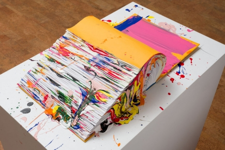 Richard Jackson, Works with Books, Hauser & Wirth