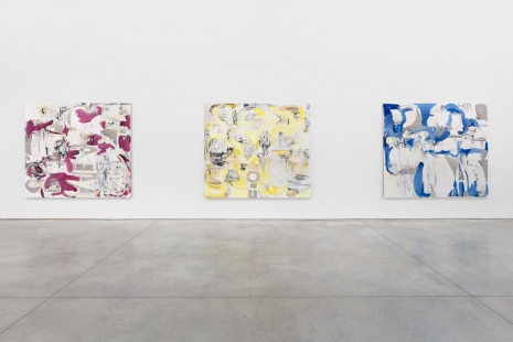 Suzanne McClelland, PLAYLIST, Marianne Boesky Gallery