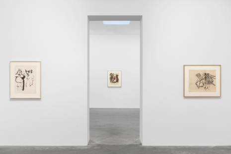 Willem de Kooning, Drawings, Matthew Marks Gallery