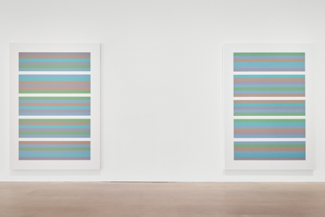 Bridget Riley, Past into Present, David Zwirner