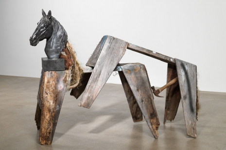 Henry Taylor, , Hauser & Wirth