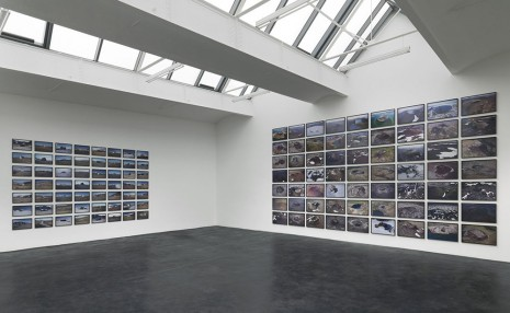 Olafur Eliasson, Volcanoes and Shelters, neugerriemschneider